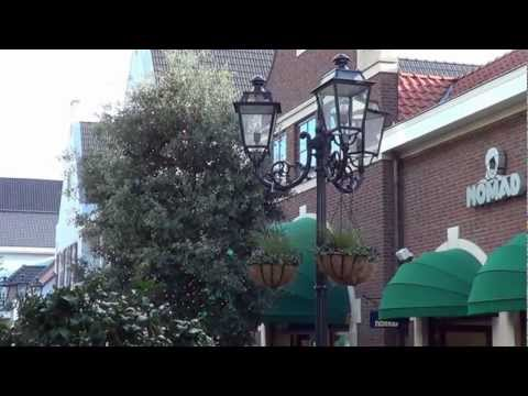 Roermond, Holland, Designer-Outlet- Shopping-Center, (HD)