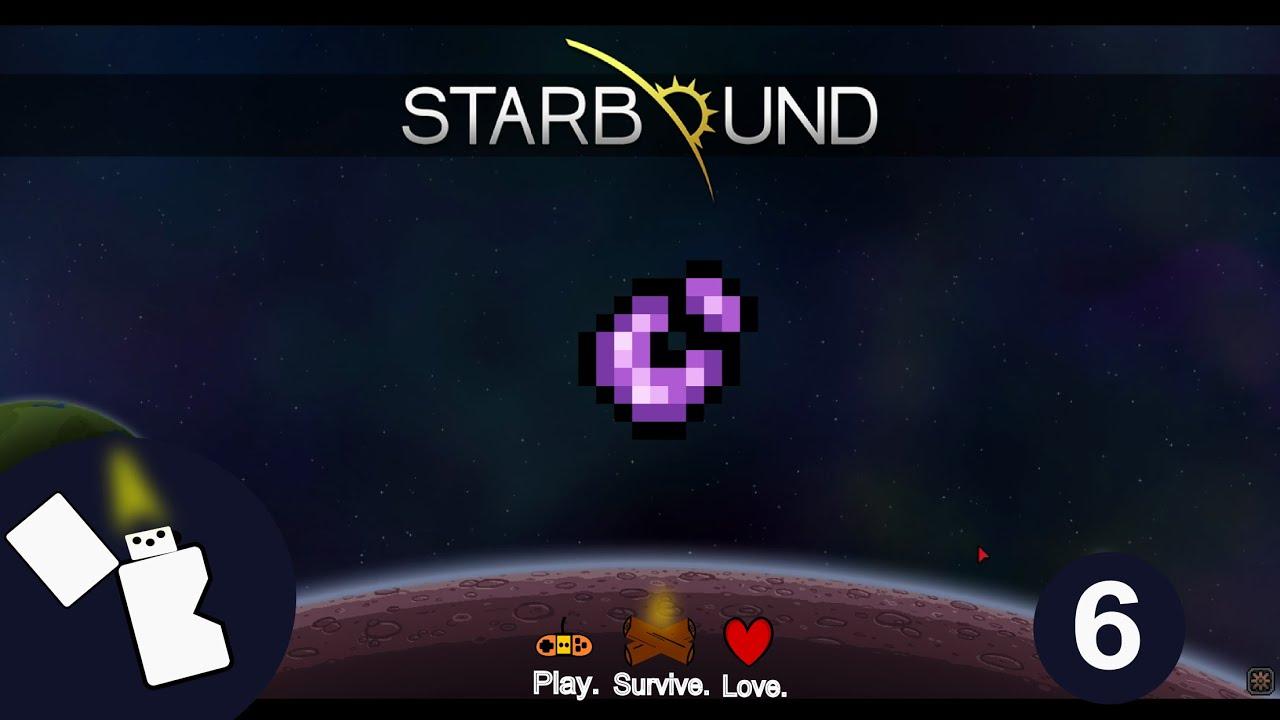 Starbound 1 0 Survival - Ship Fuel - Episode 6