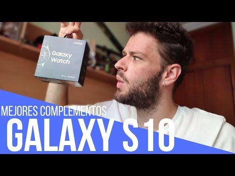 Los MEJORES complementos y accesorios para tu SAMSUNG GALAXY S10 [.Info]