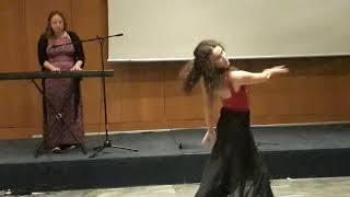 SOFIA & ALINA Dancing & Singing | MACs Autumn | EERco