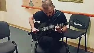 Урок гитары в Школе Рока Харьков