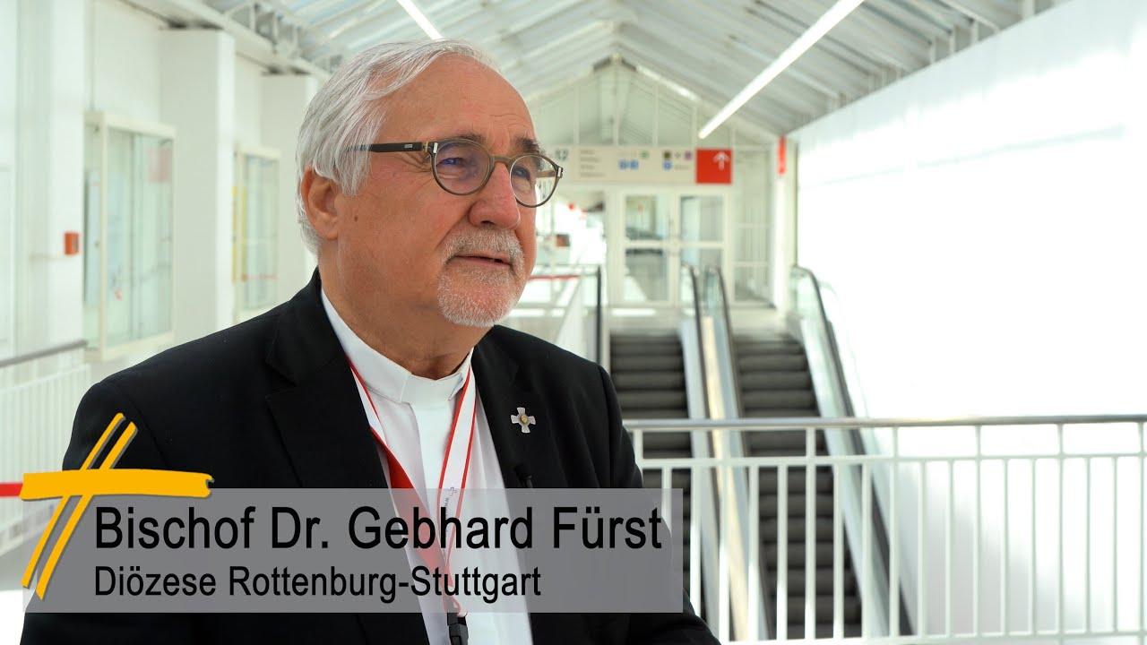 Zweite Synodalversammlung   eine Bilanz von Bischof Gebhard Fürst