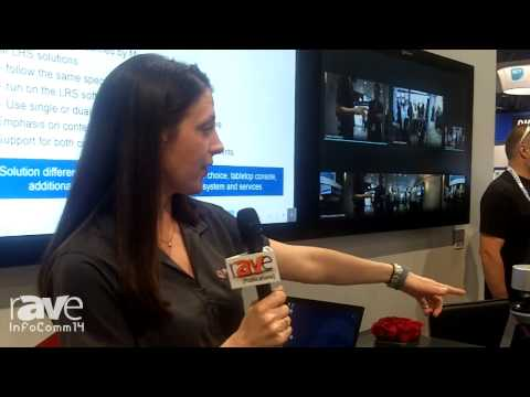 InfoComm 2014: Polycom Highlights CX8000 Link Room System with Touchscreen Monitor