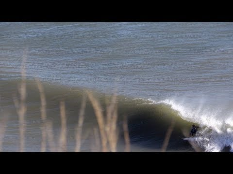 Lookout Point Surfing Raw | California