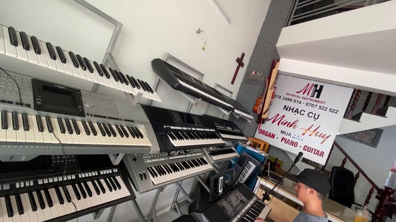 Dạy đàn organ đi show quận 12/ gò vấp ☎️ 0707522522