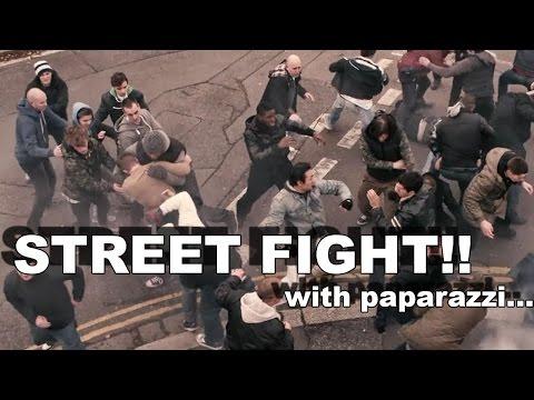 PAUL FAMILY ATTACKS PAPARAZZI !!! (raw footage)