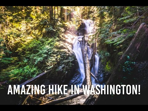 BEST HIKE IN WASHINGTON STATE - Hidden Lake!