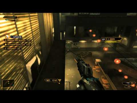 Let's Play Deus Ex Human Revolution #044 [Full-HD] In Penthouse rein