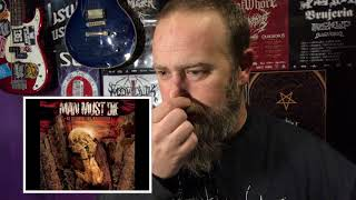 MAN MUST DIE - GAINSAYER - REVIEW!!!!!