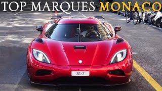 Top marques monaco 2016 - best supercar sounds!