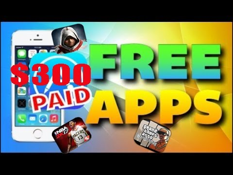 Download All Paid Games Apps From App Store For Free On