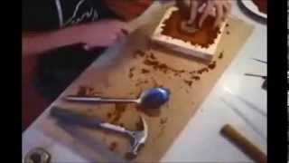 видео Домашний мини бизнес в столярной мастерской производство шкатулок из дерева своими руками