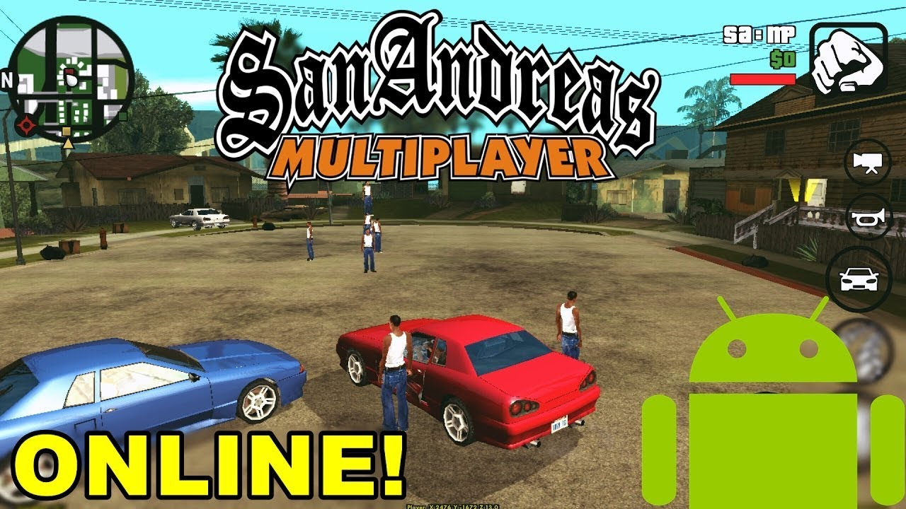 How to play gta san andreas online pc free (multiplayer online.