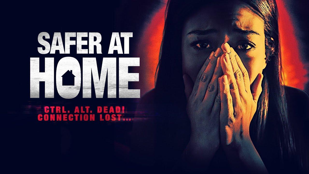 SAFER AT HOME | UK Trailer | 2021 | Horror - YouTube