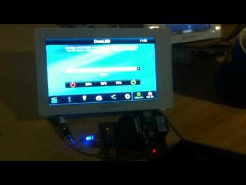 Cresnet LED Dimmer - YouTube