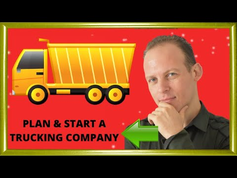 How to write a business plan for a trucking business start a how to write a business plan for a trucking business start a trucking business cheaphphosting Image collections