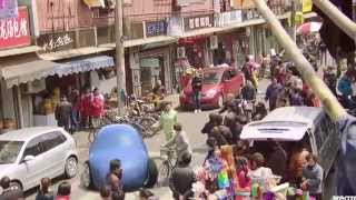 Volkswagen People's Car Project Parking