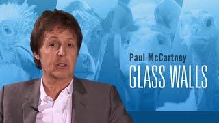 "Official ""Glass Walls"" Video by Paul McCartney   PETA"