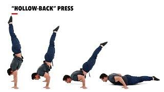 Hollow Back Press