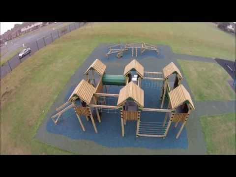 Layton Primary School Playground Development