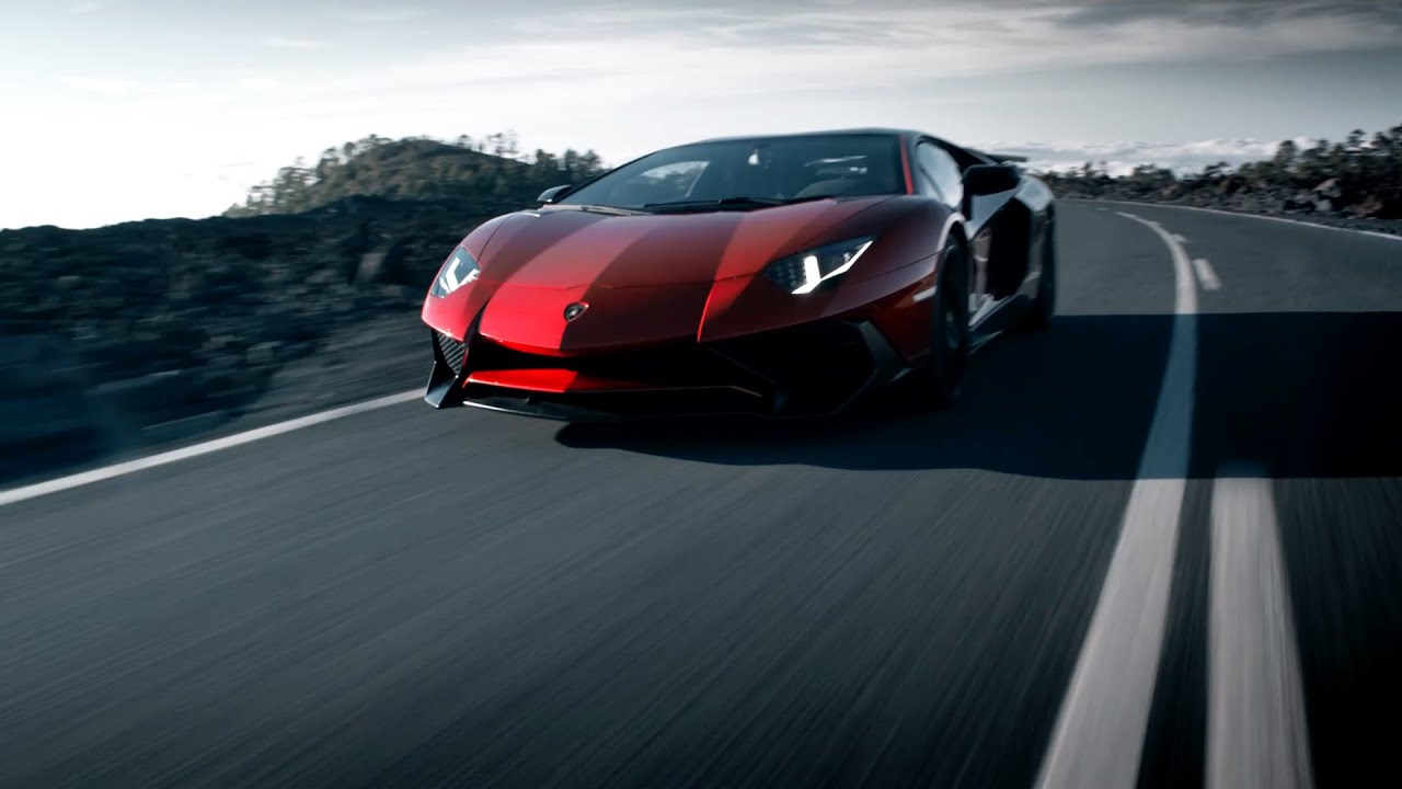 Lamborghini Aventador Lp 750 4 Sv Superveloce Youtube