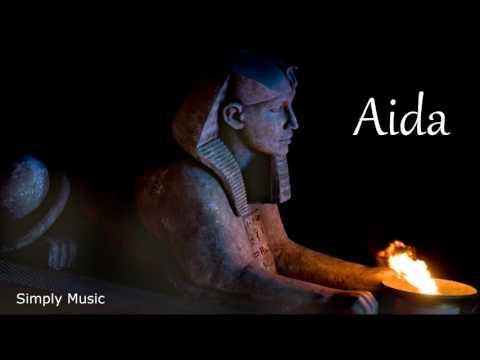 Opera Aida (Giuseppe Verdi ) Complete