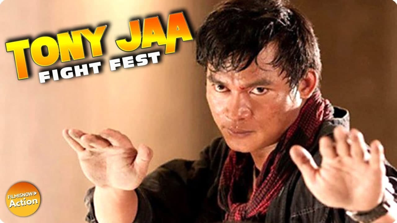 Download TONY JAA | Epic Fight Scenes | Martial Arts Movie Legend