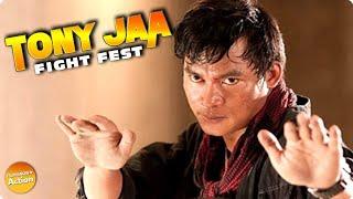 TONY JAA | Epic Fight Scenes | Martial Arts Movie Legend
