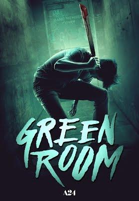 Green Room Trailer Ov Df Youtube
