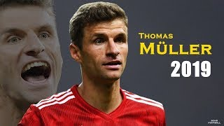 The Bavarians | Thomas Müller 2019 - Skills & Goals