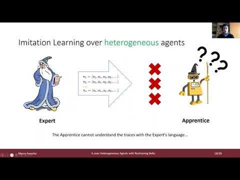 "ICAPS 2020: Giacomo et al. on ""Imitation Learning over ..."""