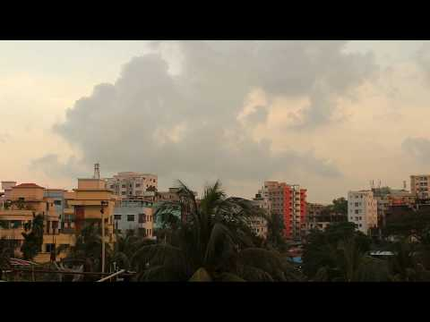 Chittagong City View - Timelaps