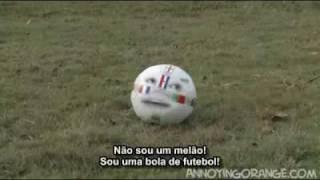 laranja irritante  - handball