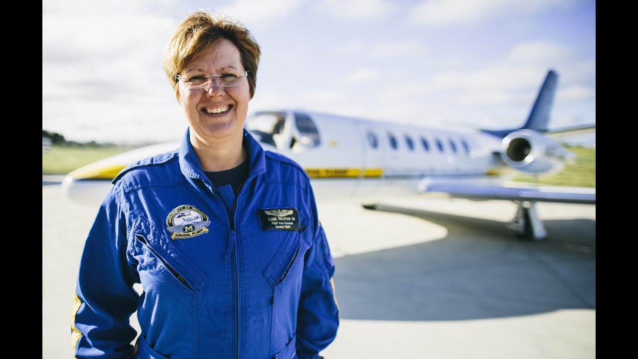 Download Saving lives at 2,000 feet: Meet a Survival Flight Nurse