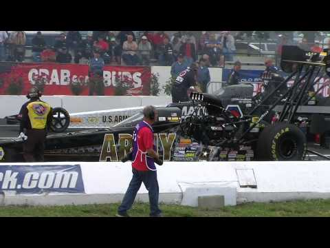 Top Fuel Cars Qualifying - NHRA 2015 - Englishtown NJ MOV146