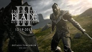 Infinity Blade 3: Dark Citadel Gameplay