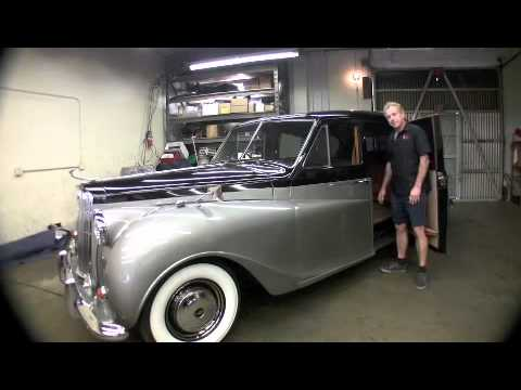 1966 Austin Princess Limo By Scared Shiftless