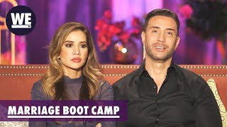 Bobby's Annoyed | Marriage Boot Camp: Reality Stars | WE tv