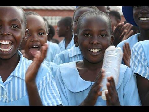 Haven of Rest  UK Charity  donates to Girl Child Network Zimbabwe