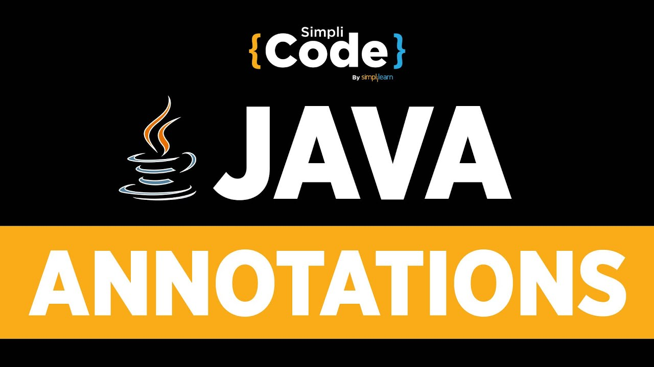 Java Tutorial For Beginners | Annotations In Java | Java Annotations With Examples
