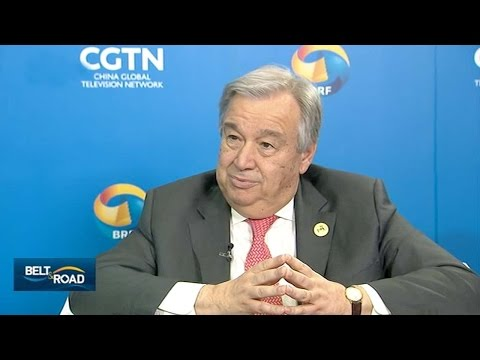 Exclusive interview with UN secretary-general on Belt and Road Initiative