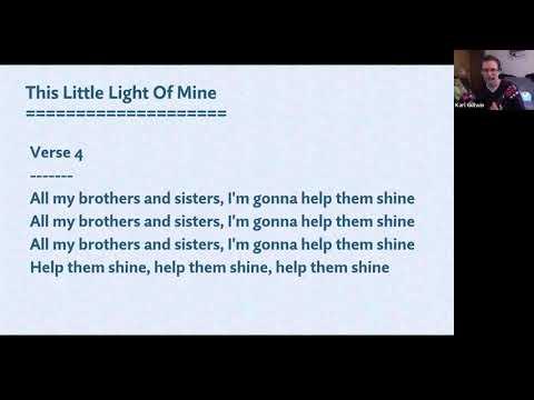 This Little Light of Mine - CBC Kids Songs