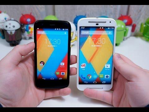 Moto G 2014 vs Moto G 2013   Pocketnow