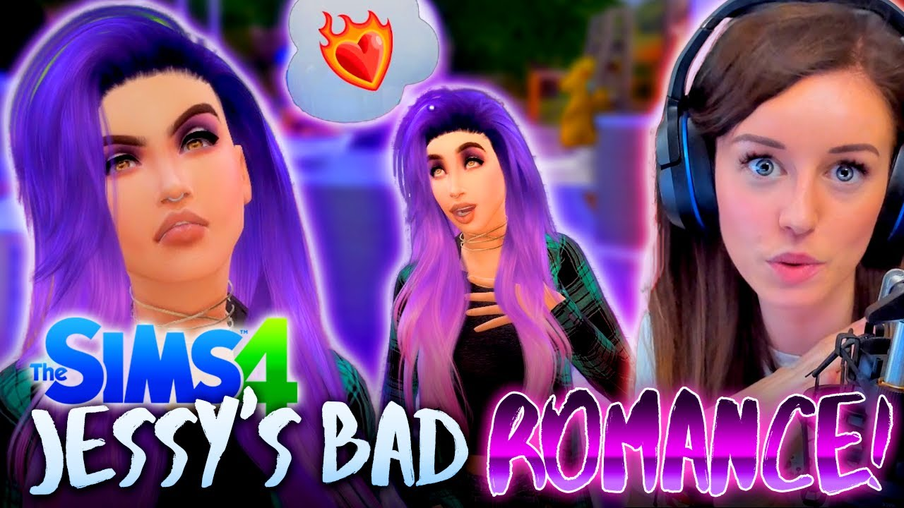 jessy 39 s bad romance the sims 4 31 youtube. Black Bedroom Furniture Sets. Home Design Ideas