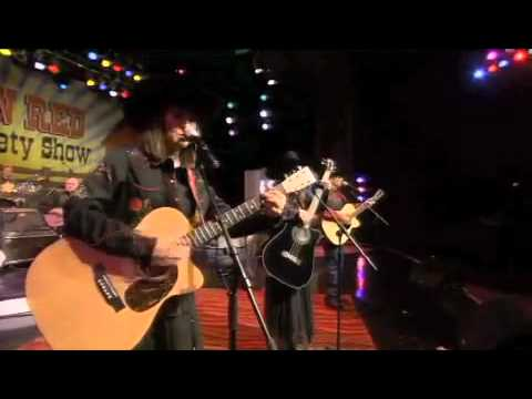The Ball Ranch Family at RFD Theater Branson 2Mobile 1