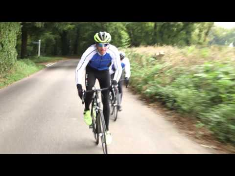 Ride the Trafalgar Way - Colossus with Dan and Rob