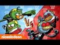 Download Breadwinners | Robots Contra Breadwinners | Latinoamérica | Nickelodeon en Español