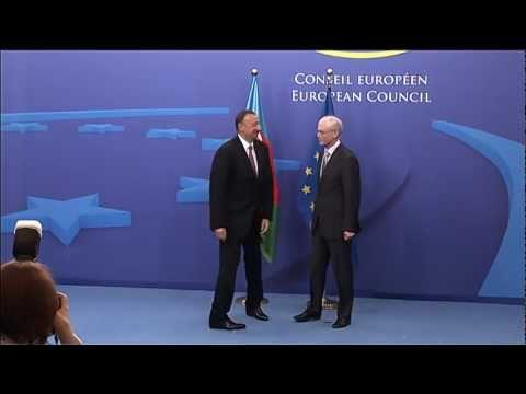 Meeting with Ilham ALIYEV, President of Azerbaijan