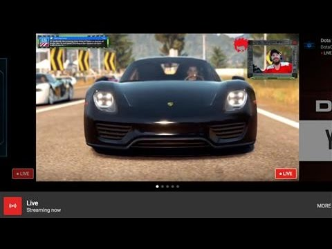 YouTube Launches Gaming Site with Live Streams