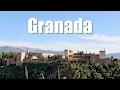 🇪🇸 Qué ver en GRANADA, España